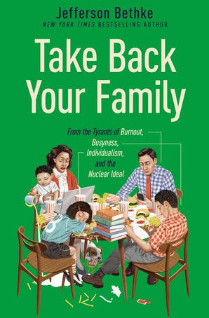 Take Back Your Family book image
