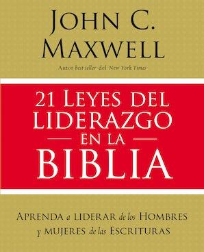 21 leyes del liderazgo en la Biblia book image