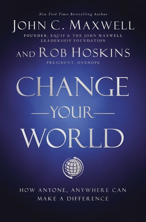 Change Your World book image