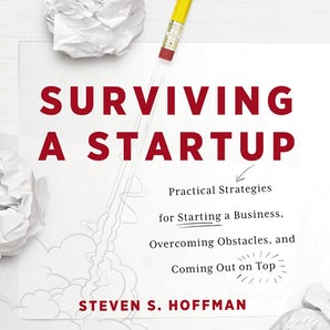 Surviving a Startup book image