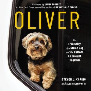 Oliver book image