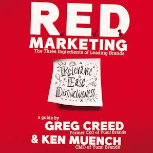R.E.D. Marketing book image