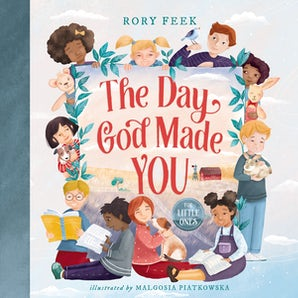 The Day God Made You for Little Ones book image