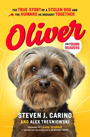 Oliver for Young Readers book image