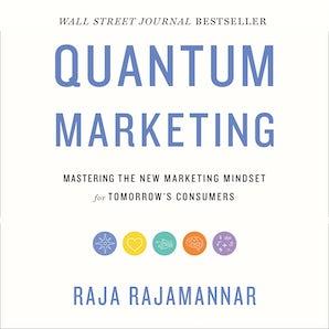 Quantum Marketing book image