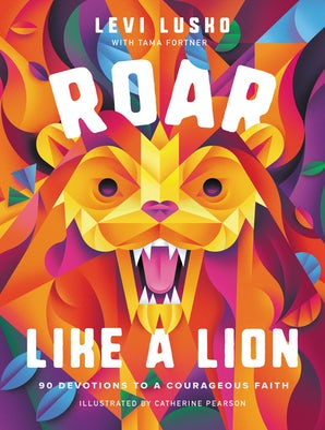 Roar Like a Lion book image