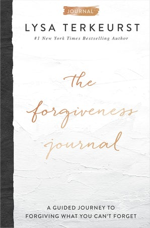The Forgiveness Journal book image