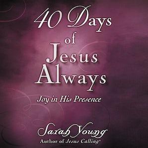 40 Days of Jesus Always book image
