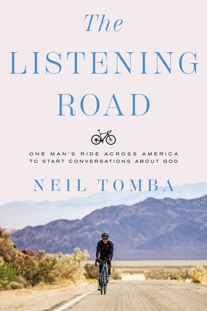 The Listening Road book image