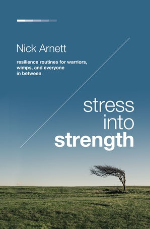 Stress Into Strength book image