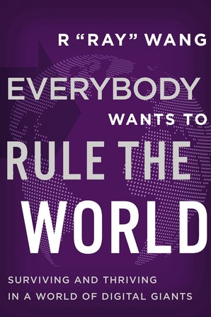 Everybody Wants to Rule the World book image