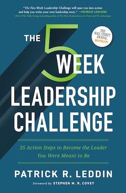 The Five-Week Leadership Challenge