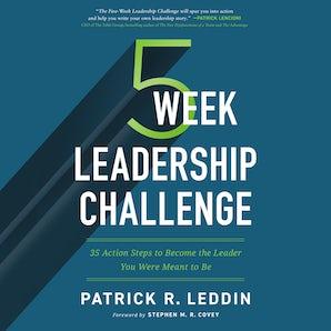 The Five-Week Leadership Challenge book image