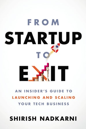 From Startup to Exit book image