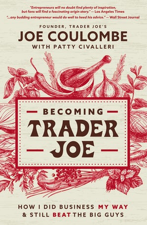Becoming Trader Joe book image