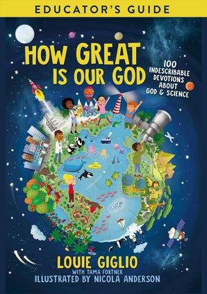How Great Is Our God Educator's Guide book image