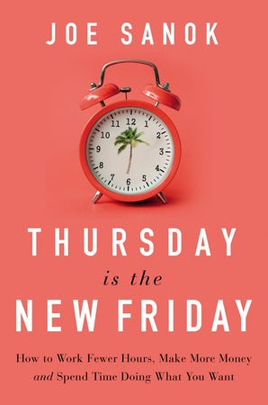 Thursday is the New Friday book image