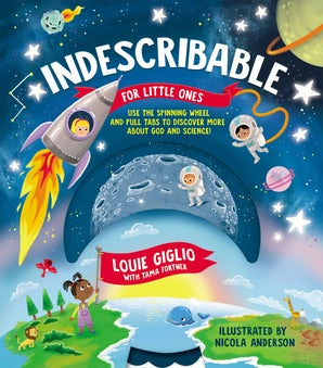 Indescribable for Little Ones book image