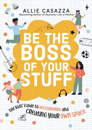 Be the Boss of Your Stuff book image