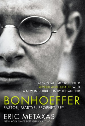 Bonhoeffer book image
