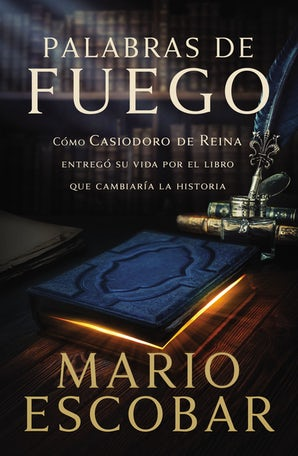 Palabras de fuego book image