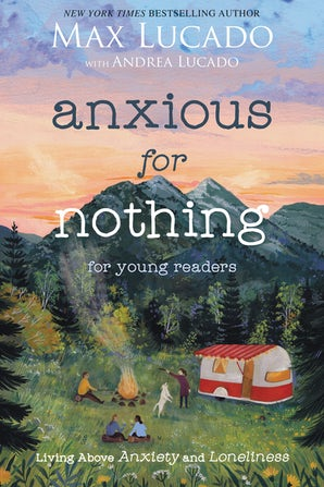 Anxious for Nothing (Young Readers Edition) book image