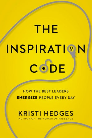 The Inspiration Code book image
