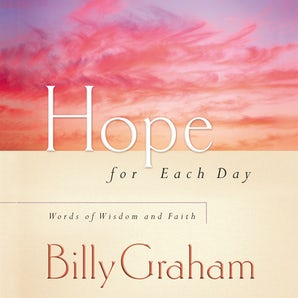 Hope for Each Day book image