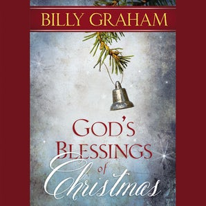 God's Blessings of Christmas book image