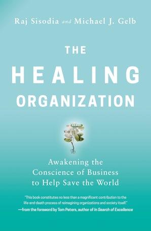 The Healing Organization book image