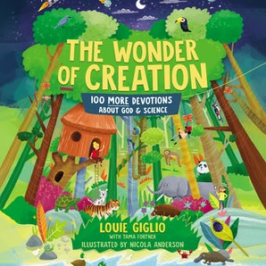 The Wonder of Creation book image