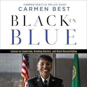 Black in Blue book image