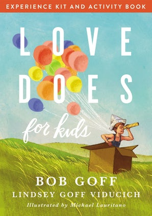 Love Does for Kids Experience Kit and Activity Book book image