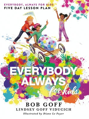 Everybody, Always for Kids Five Day Lesson Plan book image