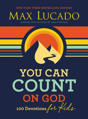 You Can Count on God book image