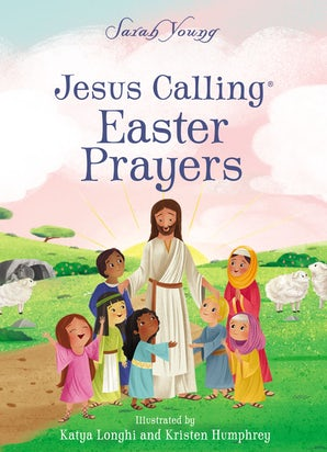 Jesus Calling Easter Prayers book image