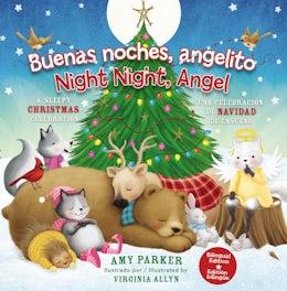Buenas noches, angelito / Good Night Angel (Edición bilingüe / Biligual edition)