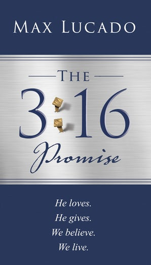 The 3:16 Promise book image