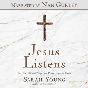 Jesus Listens (Narrated by Nan Gurley) book image