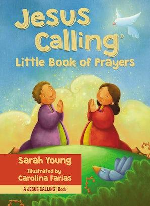 Jesus Calling Little Book of Prayers book image
