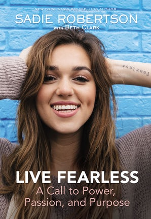 Live Fearless book image
