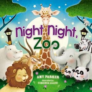 Night Night, Zoo book image