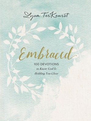 Embraced book image
