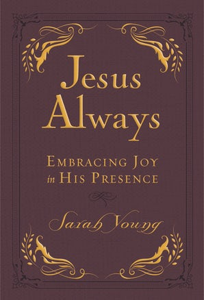 Jesus Always Small Deluxe book image