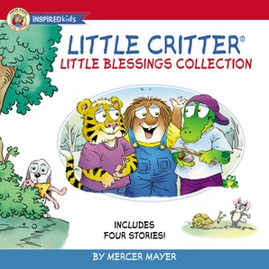 Little Critter Little Blessings Collection book image