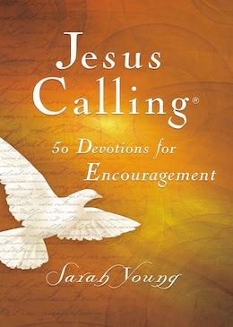 Jesus Calling 50 Devotions for Encouragement