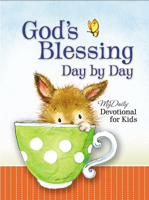 God's Blessing Day By Day book image