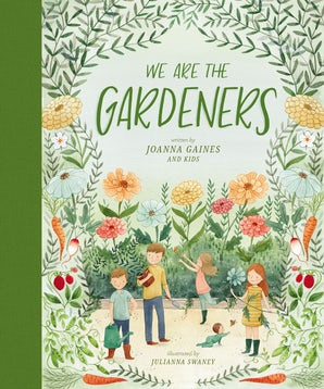 We Are the Gardeners book image