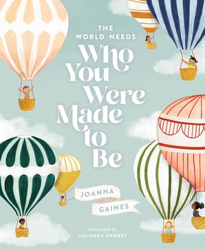 The World Needs Who You Were Made to Be book image