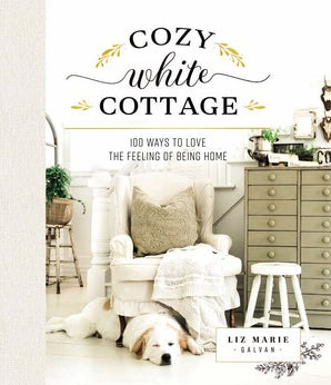 Cozy White Cottage book image